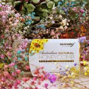 澳洲天然蜂巢蜜 200克